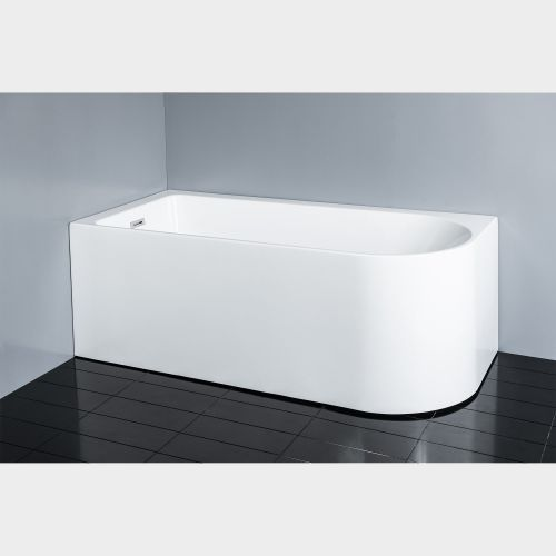 Curve Corner Bath by VCBC