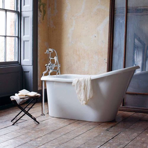 Emperor Freestanding Bath by Burlington