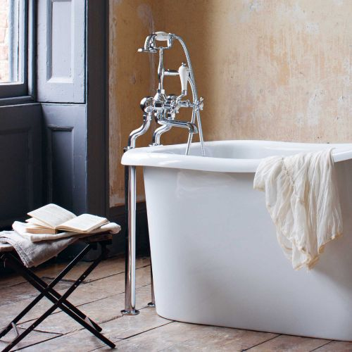 Bath Stand Pipes by Burlington