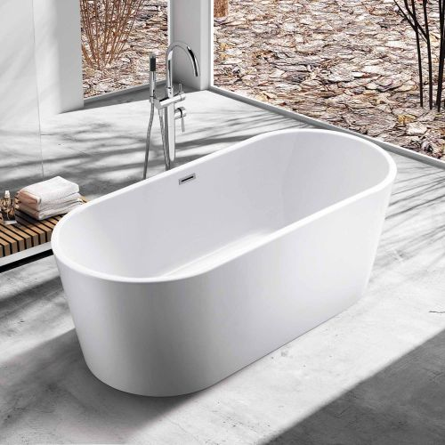Immerge Freestanding Bath by VCBC
