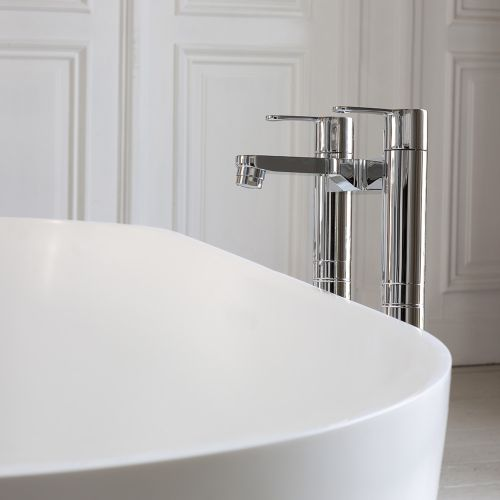 Crystal Double Bath Filler by VCBC