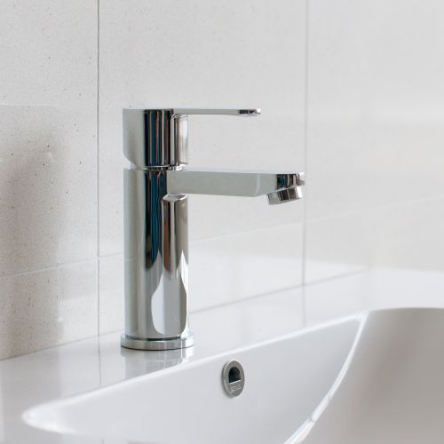 Crystal Basin Mixer by VCBC