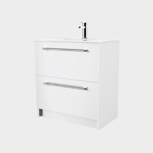 Zara 750 Floor-Standing Vanity 2 Drawers by VCBC