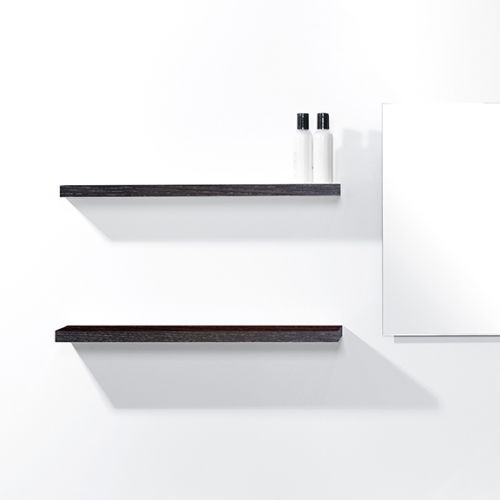 Wall-Hung Floating Shelves by Michel Cesar