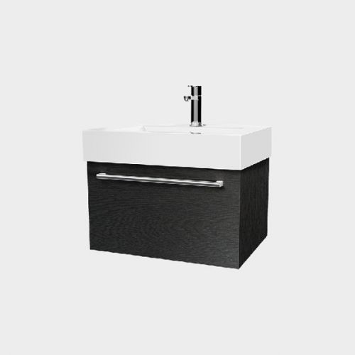 Splash 600 Wall-Hung Vanity 1 Drawer by VCBC