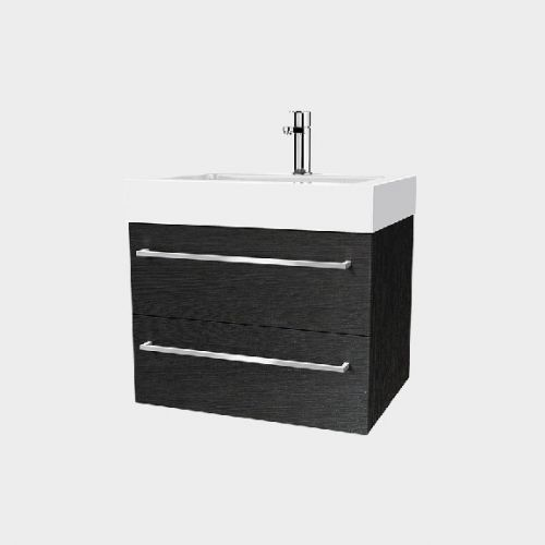 Splash 600 Wall-Hung Vanity 2 Drawers by VCBC