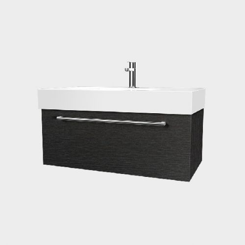 Splash 900 Wall-Hung Vanity 1 Drawer by VCBC
