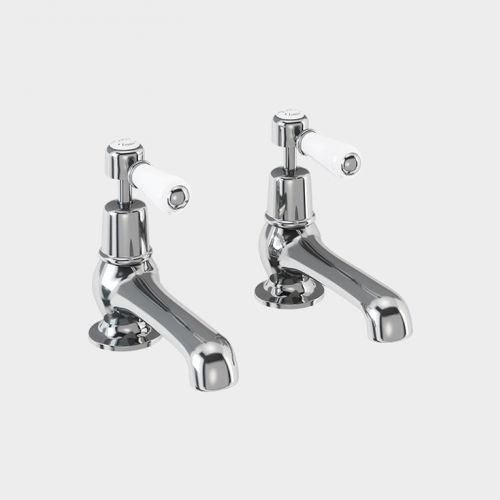 Kensington Bath Taps by Burlington