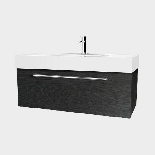 Splash 1200 Wall-Hung Vanity 1 Drawer by VCBC