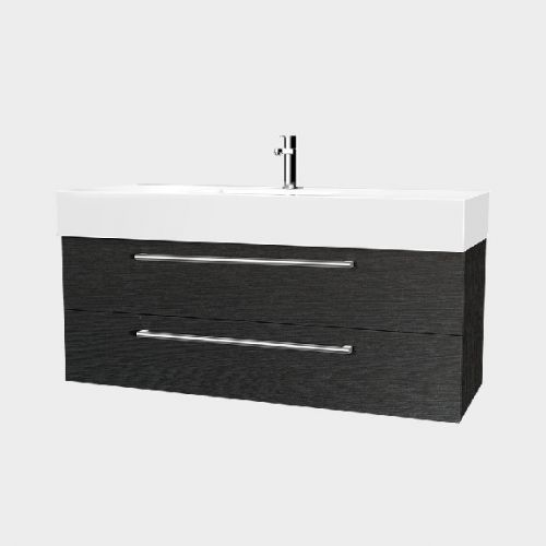Splash 1200 Wall-Hung Vanity 2 Drawers by VCBC