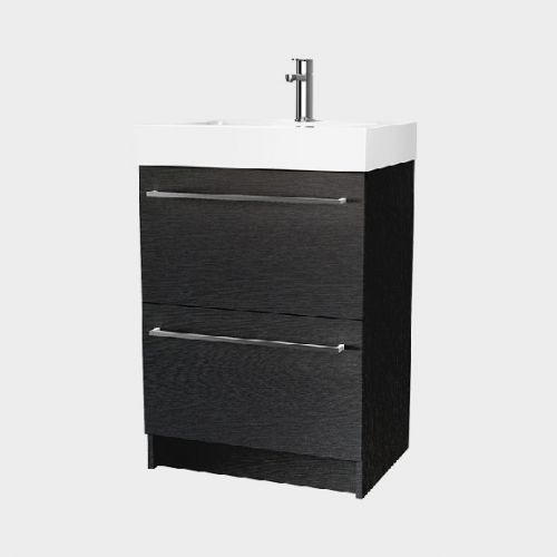 Splash 600 Floor-Standing Vanity 2 Drawers by VCBC