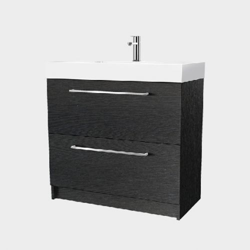 Splash 900 Floor-Standing Vanity 2 Drawers by VCBC