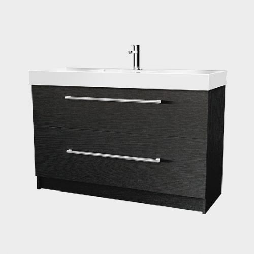 Splash 1200 Floor-Standing Vanity 2 Drawers by VCBC