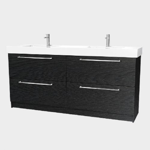 Splash 1800 Floor-Standing Vanity 4 Drawers by VCBC