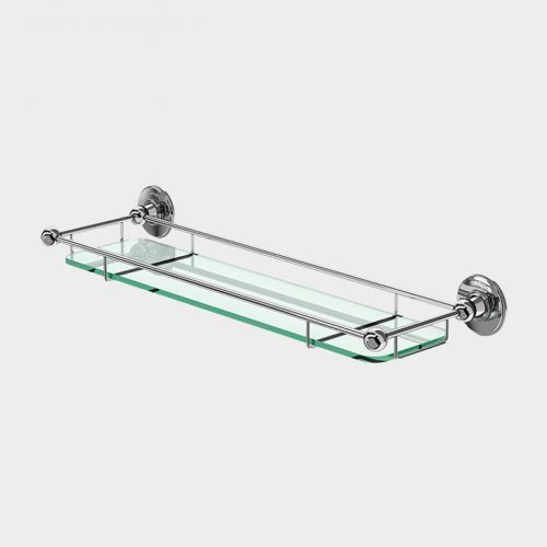 Shelf with Rail by Burlington