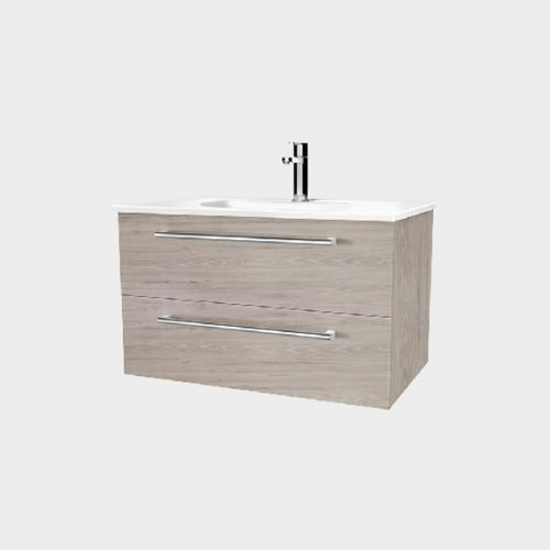 Fresh 750 Wall-Hung Vanity 2 Drawers by VCBC