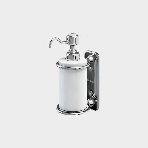 Single Soap Dispenser by Burlington