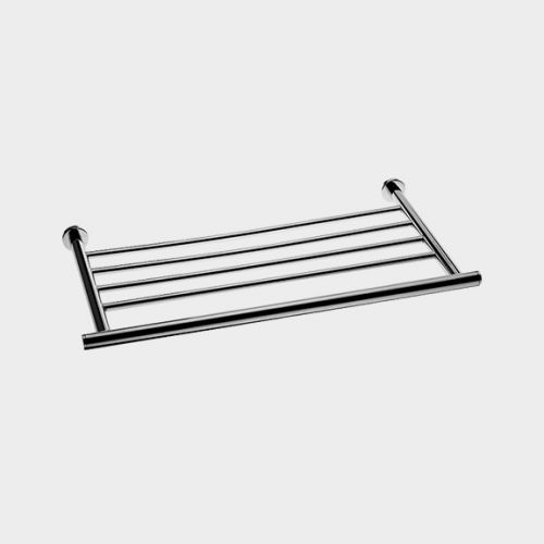 Cosmic Bracket Shelf Towel Rail 550 by Michel Cesar