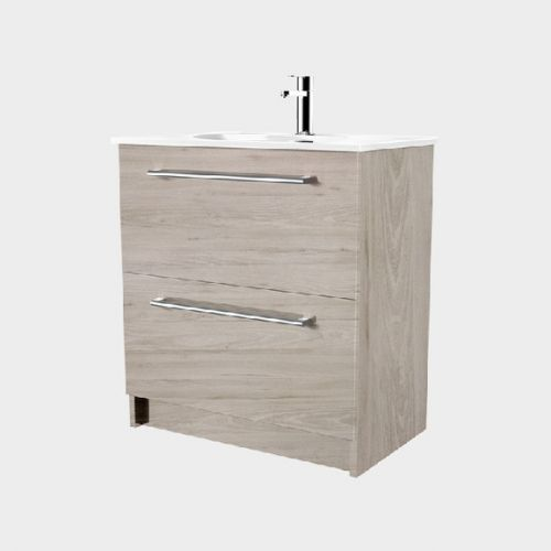 Fresh 750 Floor-Standing Vanity 2 Drawers by VCBC