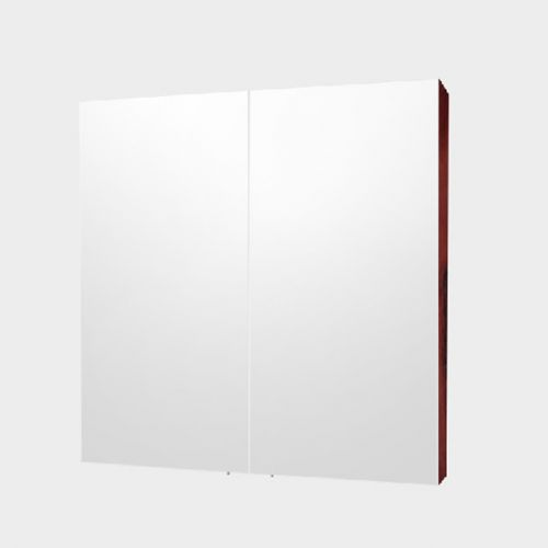 Mirror Unit 750 – 2 Doors, 2 Shelves by Michel Cesar