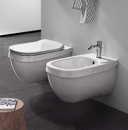 Abito Wall-Hung Toilet by Michel Cesar