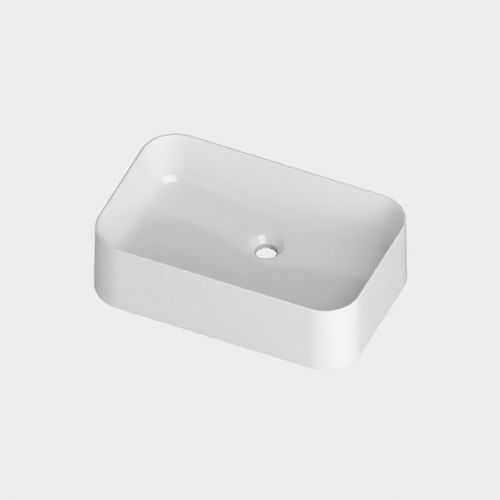 Slim 600 Counter Top Basin by Michel Cesar