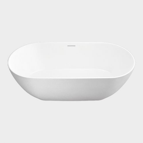 Form Natural Stone Freestanding Bath by VCBC