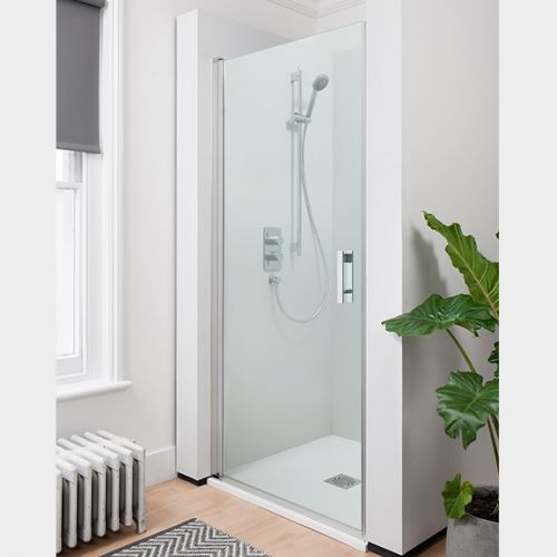 Lucca Alcove Shower Door by VCBC