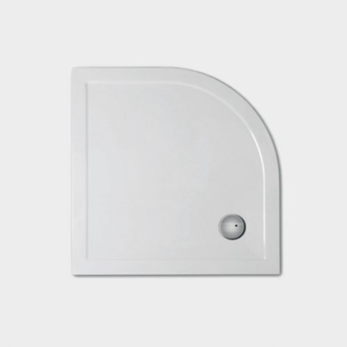Quadrant Shower Tray 1000 x 1000 by VCBC
