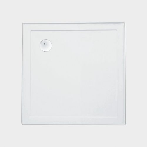 3-Sided Moulded Upstands Shower Tray 900 x 900 by VCBC