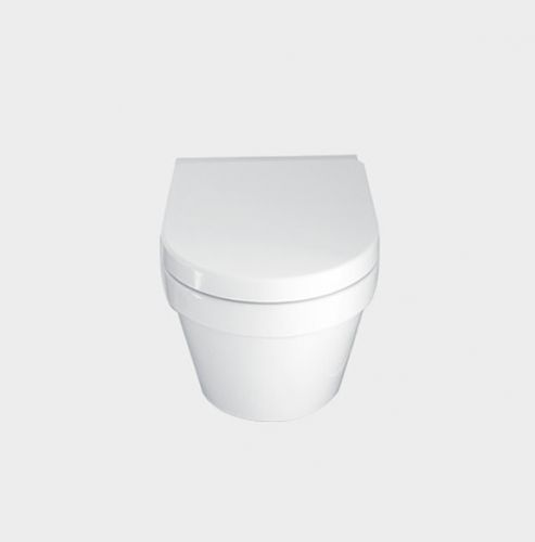 Onda Wall-Hung Toilet by VCBC