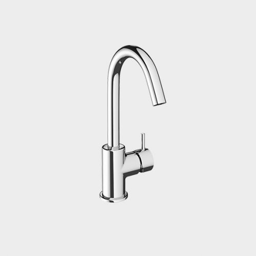 Mike Pro High-Rise Basin Mixer by VCBC
