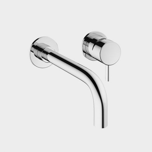 Mike Pro Wall-Mounted Basin Mixer by VCBC