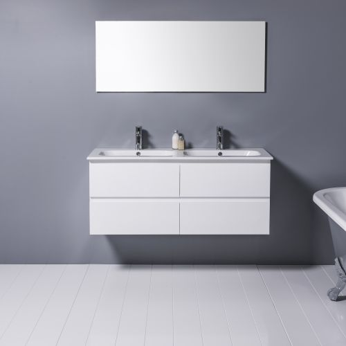 Qubo Top & Bottom Drawer by Michel Cesar