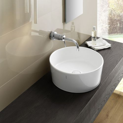 Happy Hour 07:00 Counter Top Basin by Michel Cesar