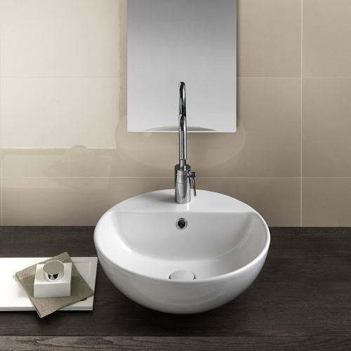 Happy Hour 03:00 Counter Top Basin by Michel Cesar