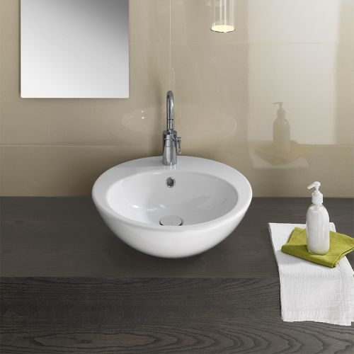 Happy Hour 02:00 Counter Top Basin by Michel Cesar