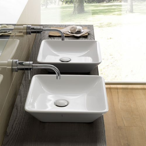 Happy Hour 10:00 Counter Top Basin by Michel Cesar