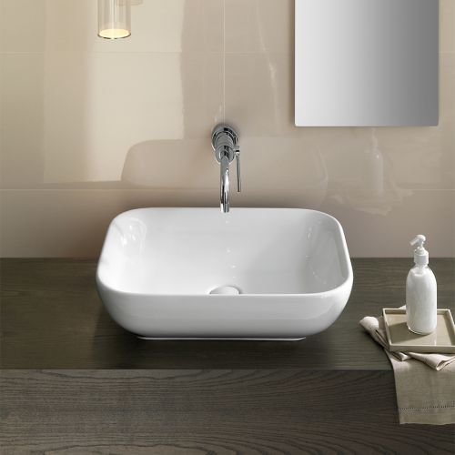 Happy Hour 17:00 Counter Top Basin by Michel Cesar