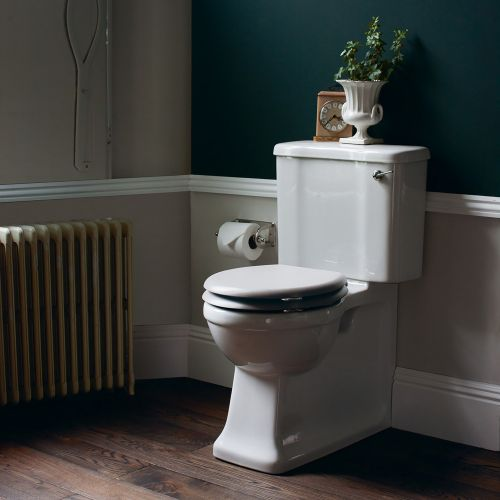 Arcade Back-to-Wall Toilet by Burlington