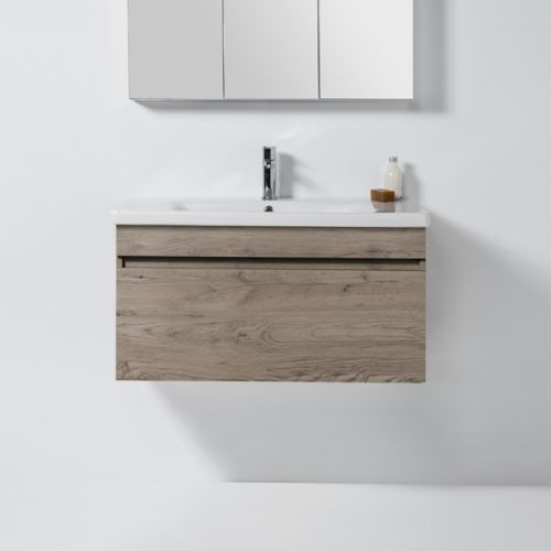 Soft 900 Wall-Hung Vanity 1 Drawer by VCBC