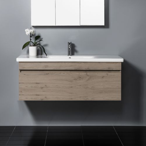 Soft 1200 Wall-Hung Vanity 1 Drawer by VCBC