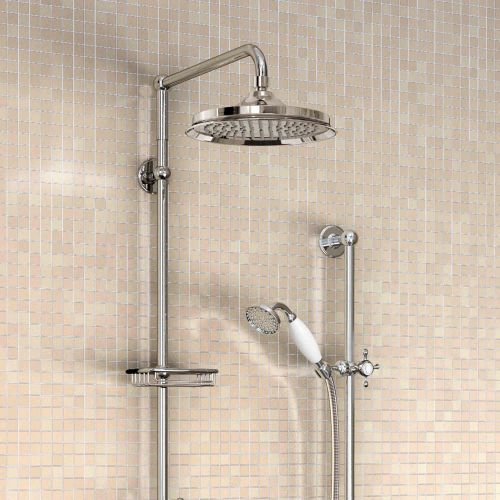Avon Thermostatic Shower by Burlington