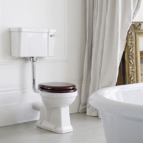 Burlington Medium Level Toilet by Burlington