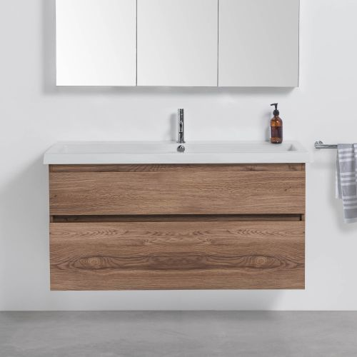 Cangas 1200 Wall-Hung Vanity 2 Drawers by VCBC