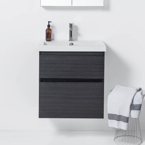 Cangas 600 Wall-Hung Vanity 2 Drawers by VCBC