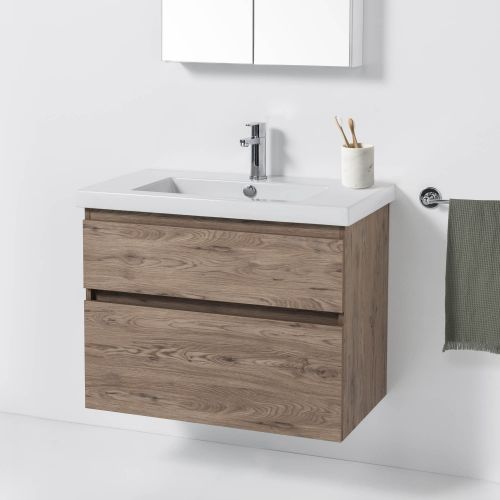 Cangas 800 Wall-Hung Vanity 2 Drawers by VCBC