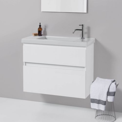 Cangas Slim 800 Wall-Hung Vanity 2 Drawers by VCBC