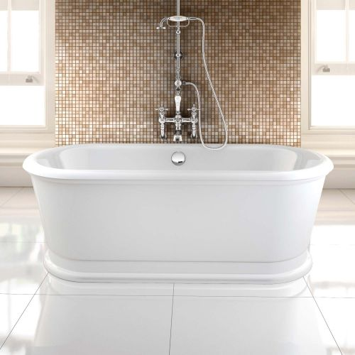 London Freestanding Bath by Burlington