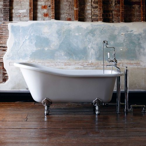 Harewood Freestanding Bath by Burlington
